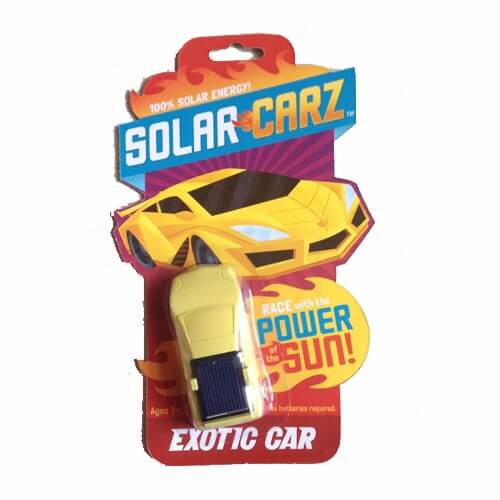 Solar Cars For Kids