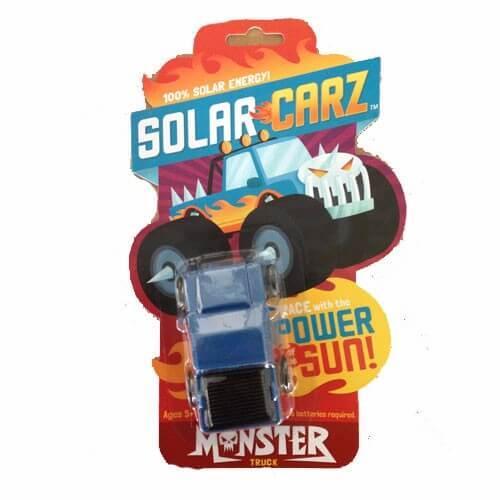 Solar Powered Mini Car