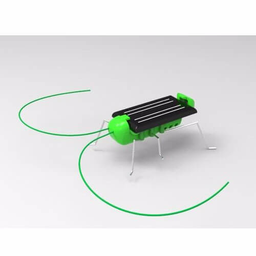Solar Toys With No Battery