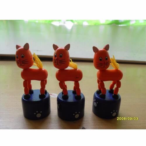 Wooden Animal Toys