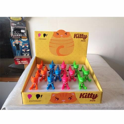 Stationery Kitty Pen