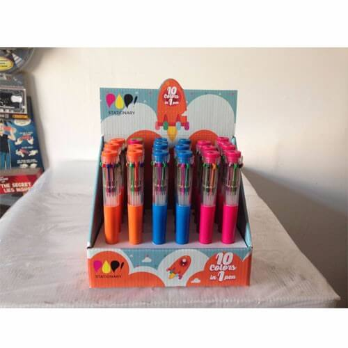 Stationery Multi Color Pen