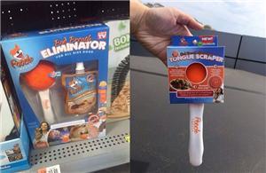Pooch Smooch Brushes Entered Walmart Stores