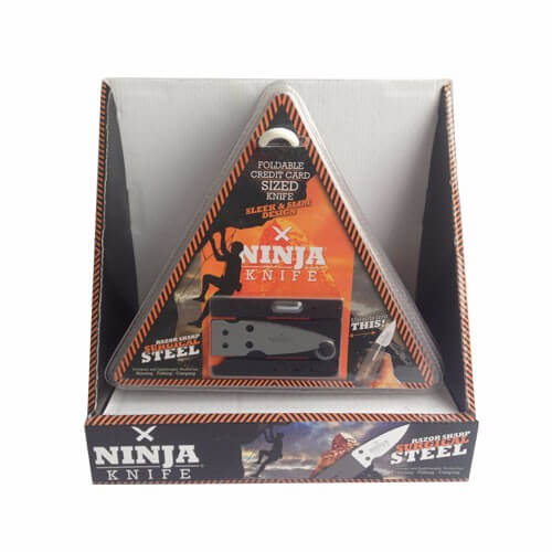 Wallet Ninja Knife