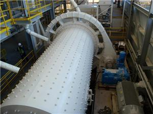 Hulu Island zinc plant 9.8 feet Rod mill rubber liner case