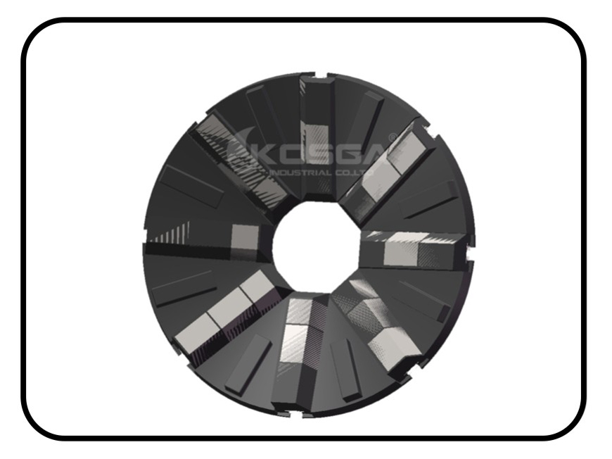 Buy Ball mill feed end rubber lining