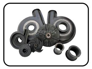 Wear Parts for Mud Pumps