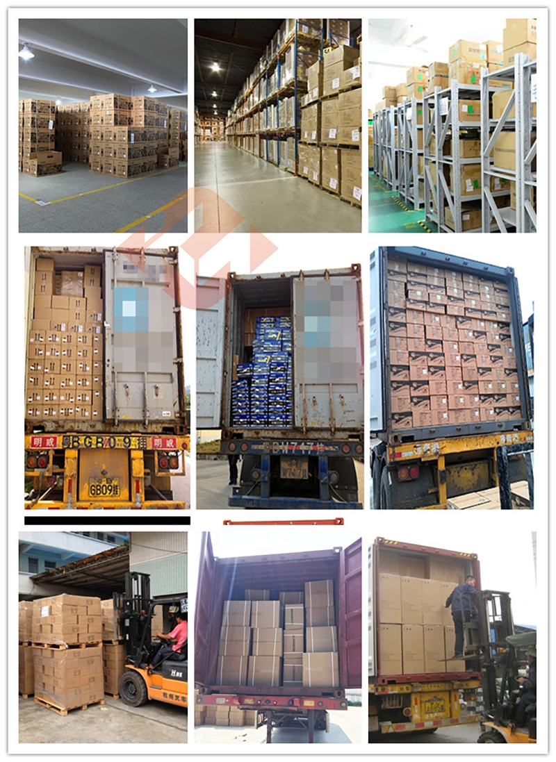 Our packing and shipping