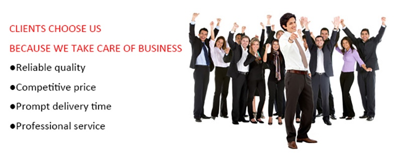 We are responsible for your business