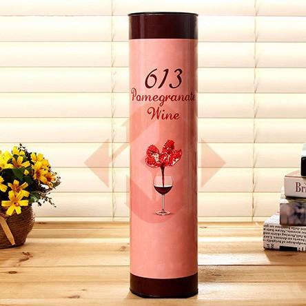 Precision Spiral Paper Tube And Core Wine Box