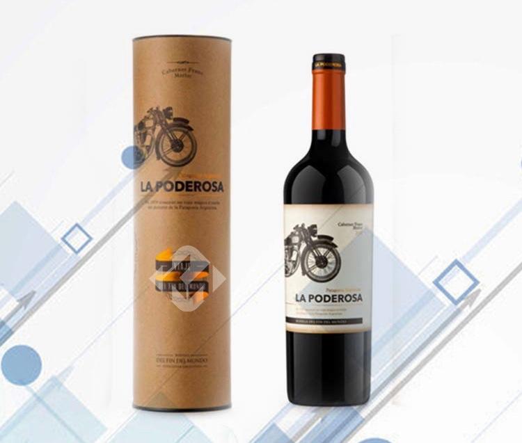 Papperskorgar för vin