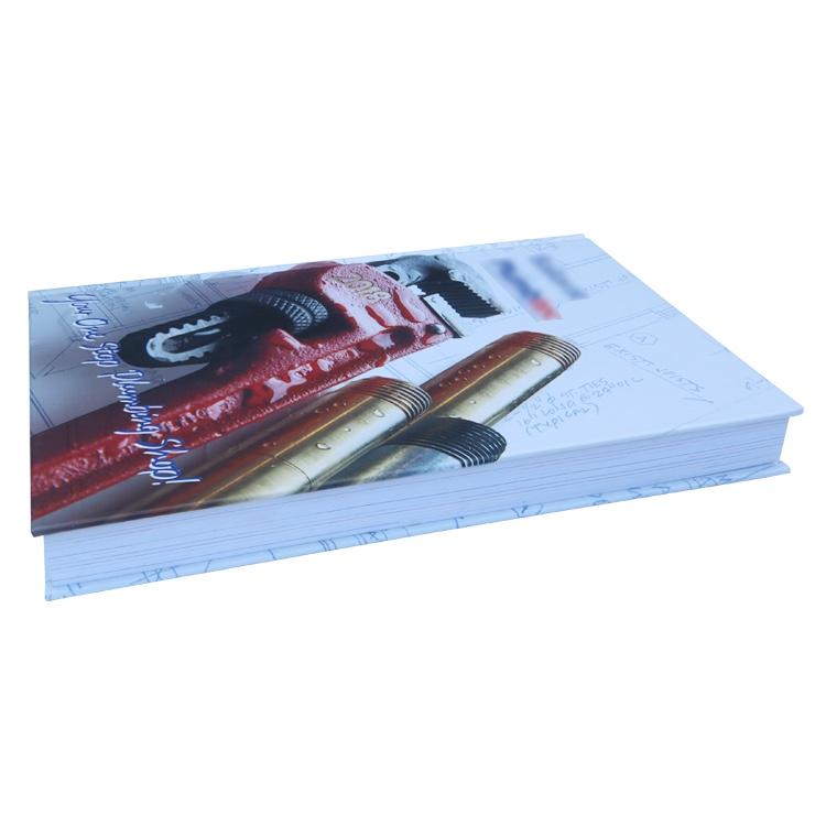 Custom Logo Hardcover school Notebook. paper notebook Printing
