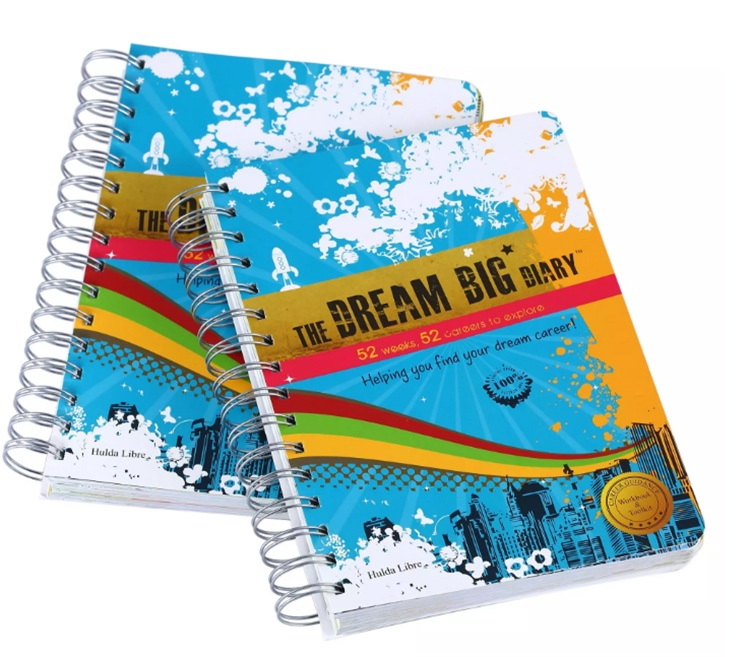 Tabs exercise book printing/Tabs books hardcover printing service