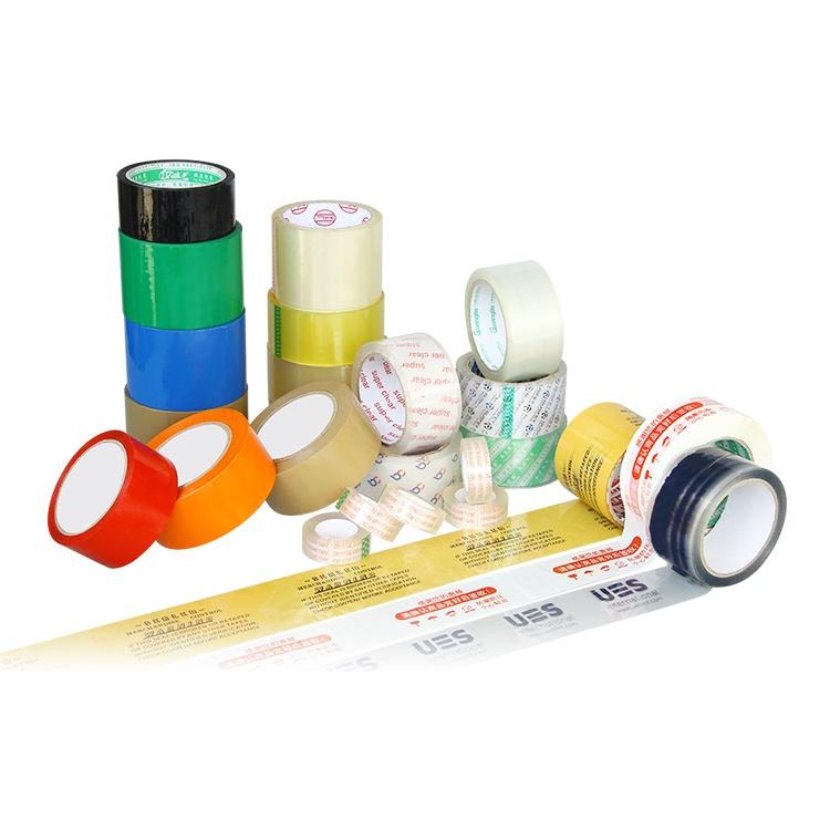 Custom water-proof logo printed packing adhesive tape