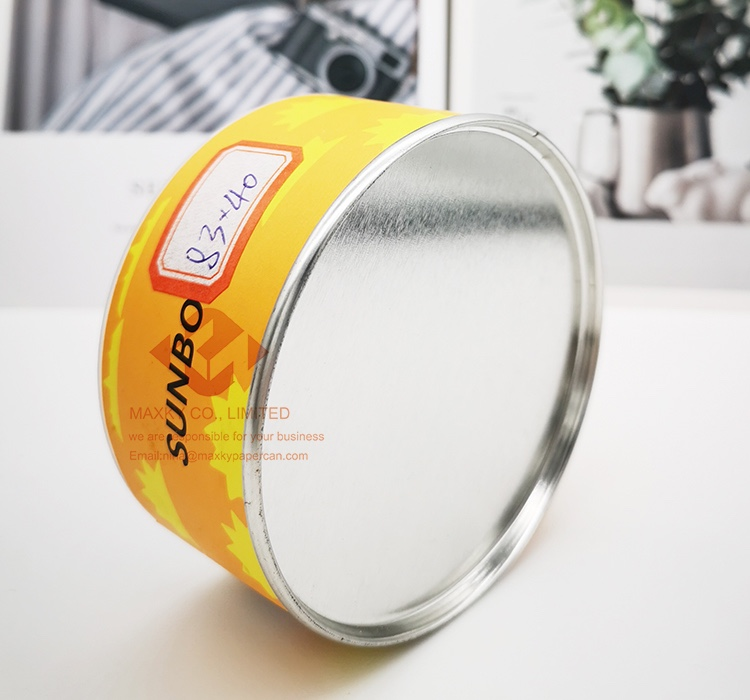 Transparent plastic lid paper canister Manufacturers, Transparent plastic lid paper canister Factory, Supply Transparent plastic lid paper canister