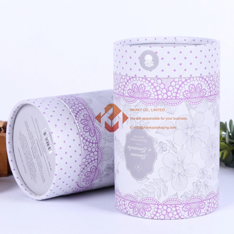 Large spiral paper tube and core