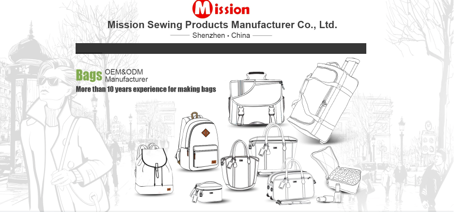 Mission Sewing Products Factory