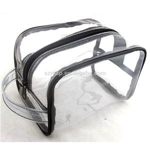 Premiums Transparent PVC Sheet Beauty Case