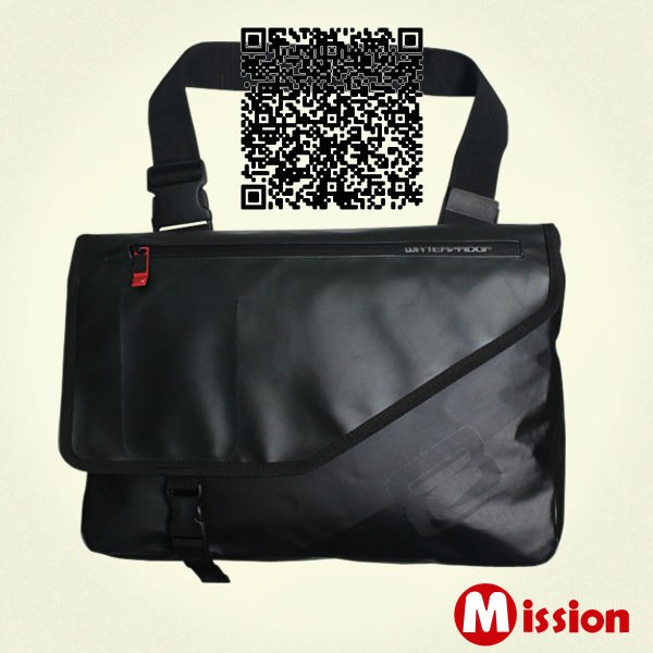 A4 Size Document Bag Long Shoulder Straps