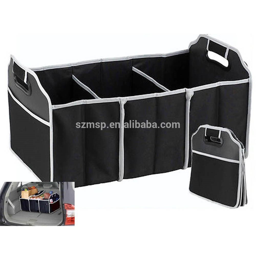 Polyester Rigid Car Tools Storage Case Foldable