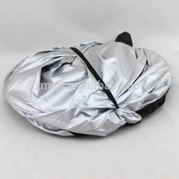 Polyester Anti UV Light Car Cover