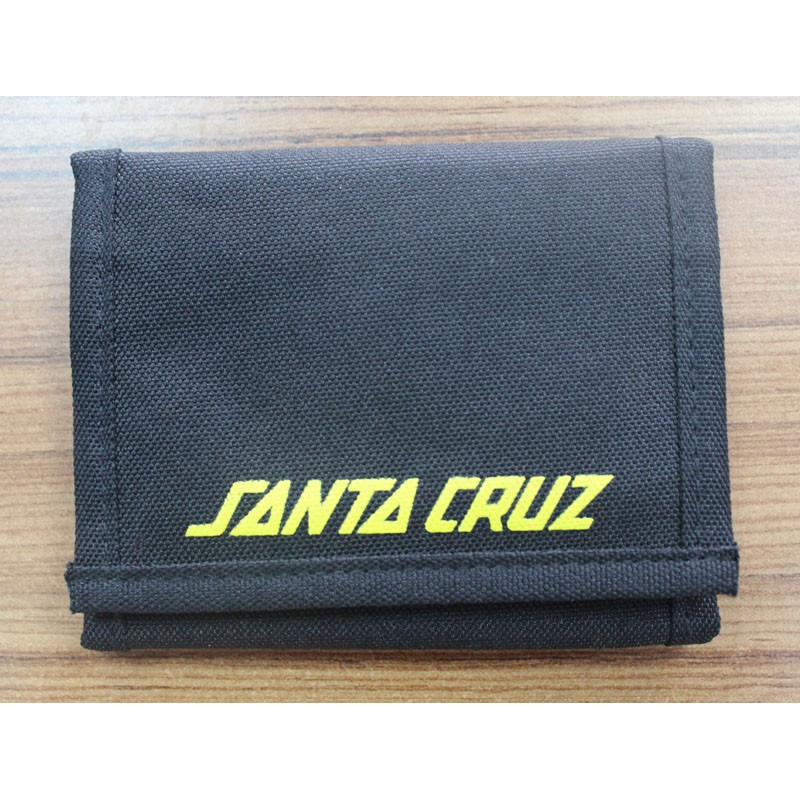 Polyester Wallet Sport Trifold Wallet