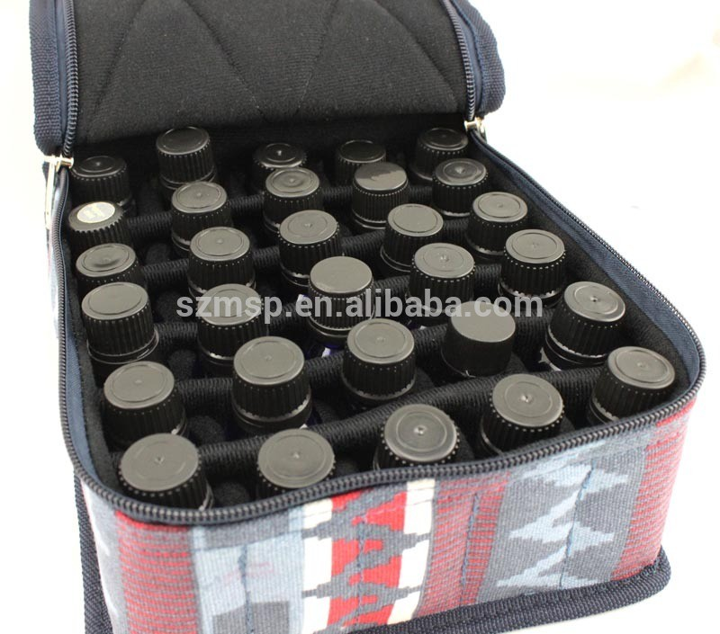 6 10 16 30 Vials Aroma Essential Oil Carrying Bag In Stock