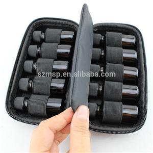 30 Vials Essential Oil Hard Case Original Design MOQ 30pcs