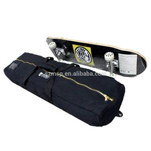 Nylon Multifuncation Skate Board Backpack
