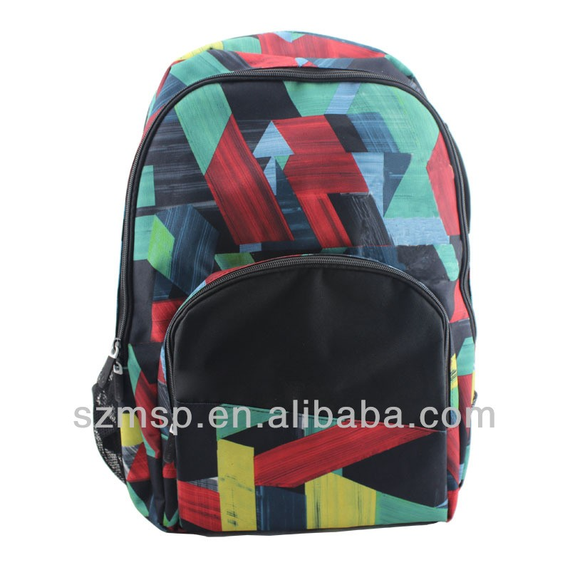 Camouflage Anti UV Light Military Backpack