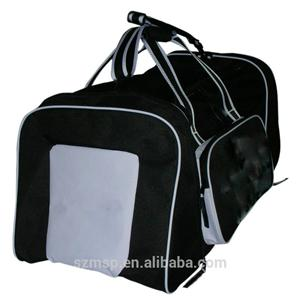 Fencing Carry Bag With Roller Trolley Frame