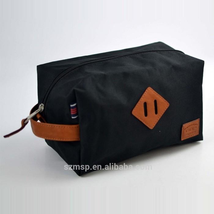 Nylon Water Repellent Treatment Toiletry Bag