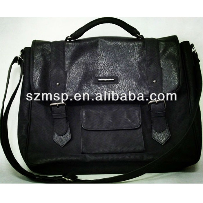 Polyester Nylon And PU Durabel Briefcase