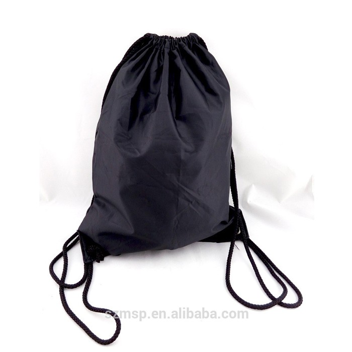 Nylon Mesh Gym Bag