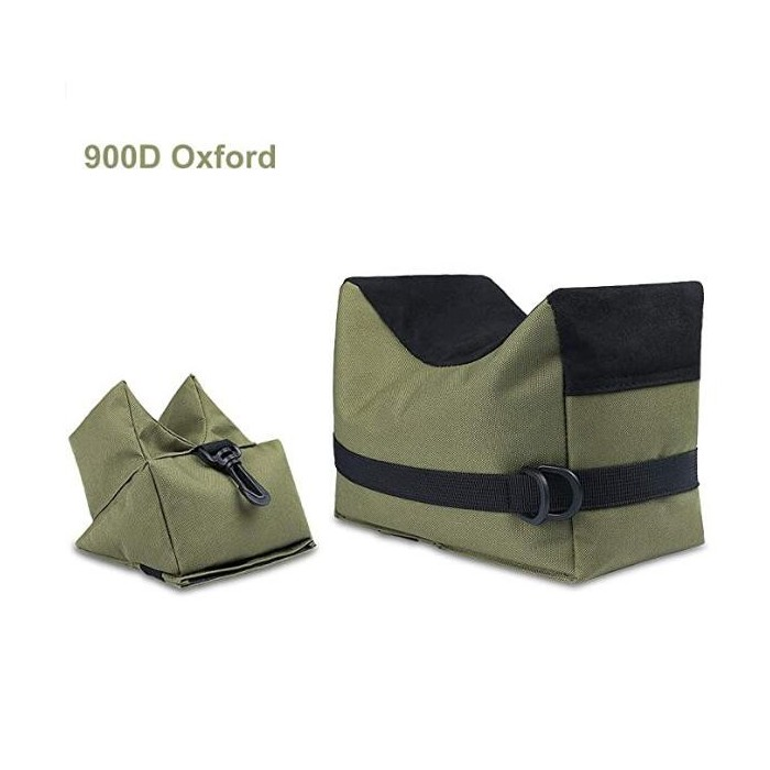 Rigid Durable Polyester Rear Bag In Set