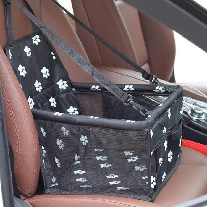 Pet Seat Cover In The Car