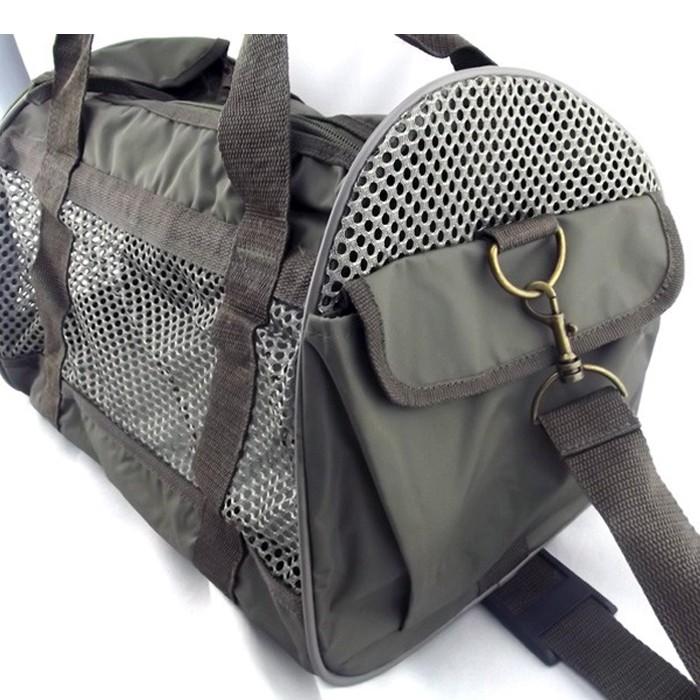 Pet Travel Bag Soft Mesh