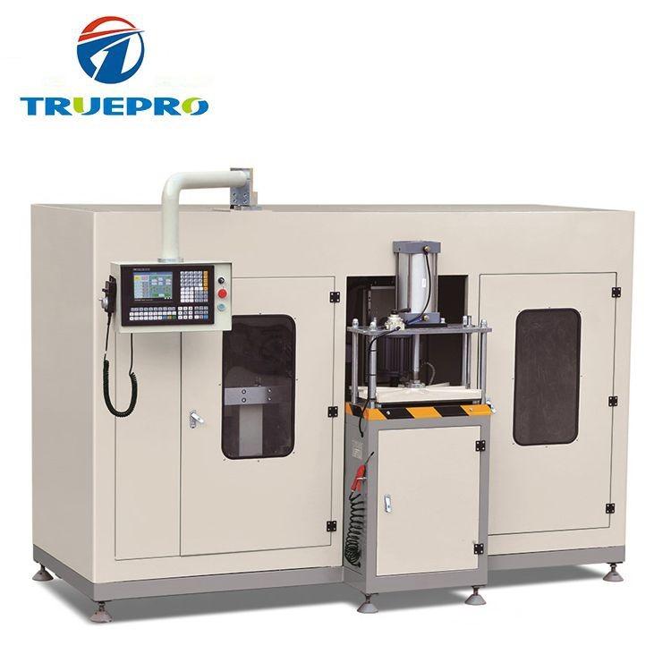 Mașină de frezat la capăt de cinci axe CNC pentru profil din aluminiu