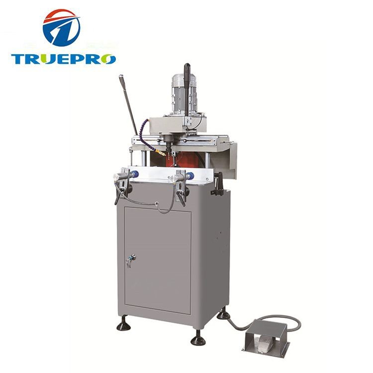 Single Head Lock Hole Copy Routing Drilling Machine For Aluminum Profile