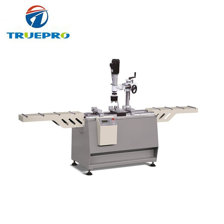 CNC Window Blinds Drilling Milling Machine For Aluminum Profile