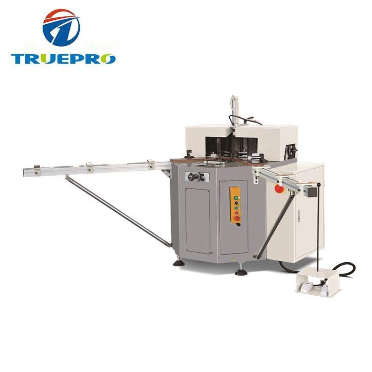 Aluminum Widnow Hydraulic Pressure Corner Crimping Machine