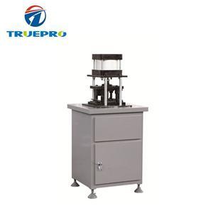 Ventana de aluminio de cuatro estaciones de perforación neumática que hace la máquina