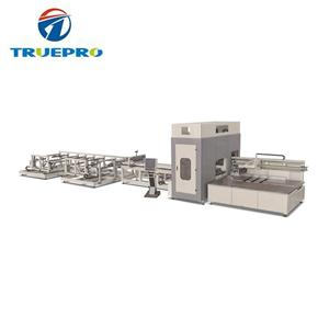 Automatic CNC Cutting Center For PVC Profile