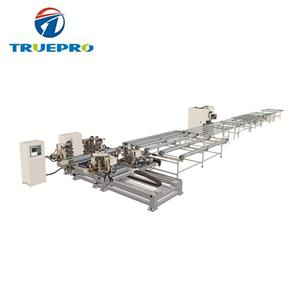 PVC Window Automatic Welding Cleaning Production Line Machine