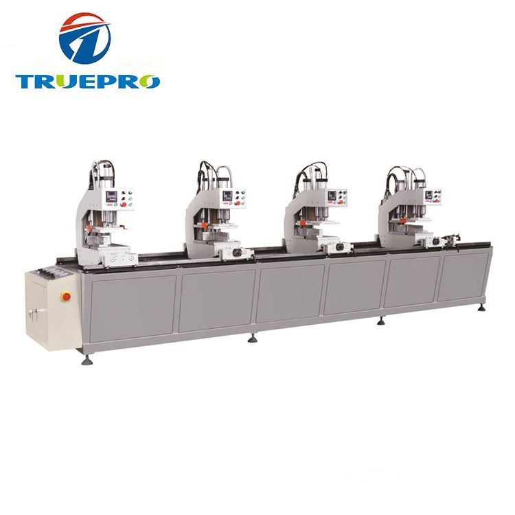 Four Head Welding Machine For PVC Window Door