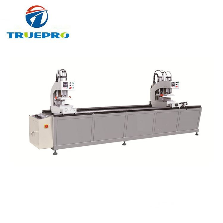 Two Head PVC Window Welding Machine