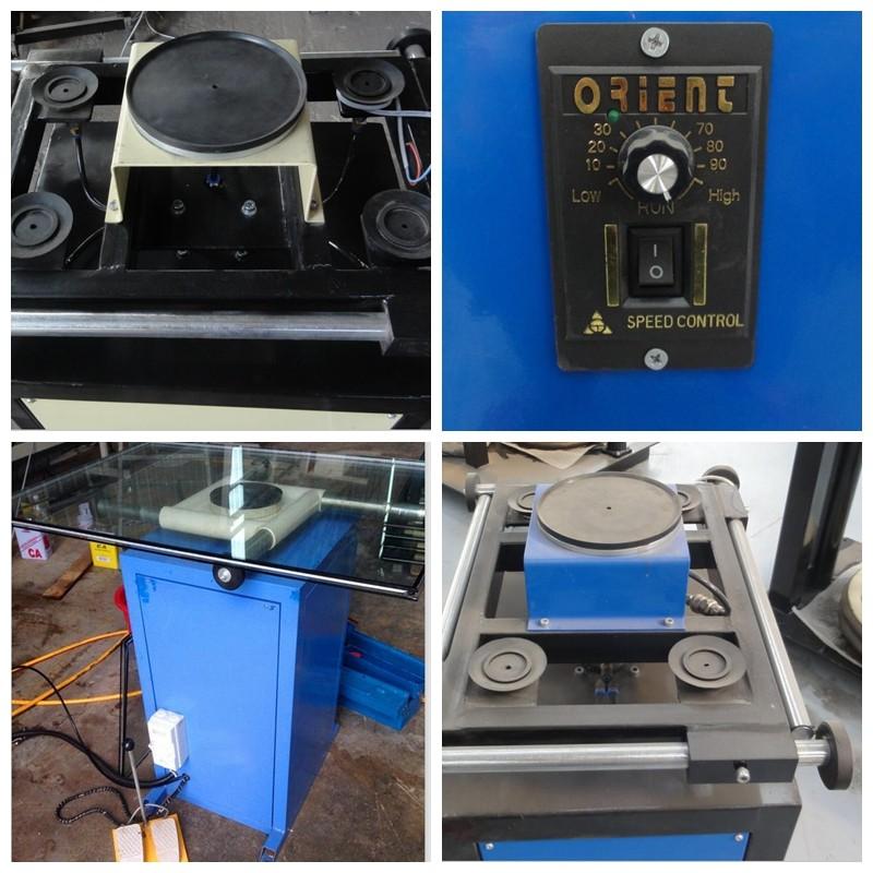 insulating glass making machine