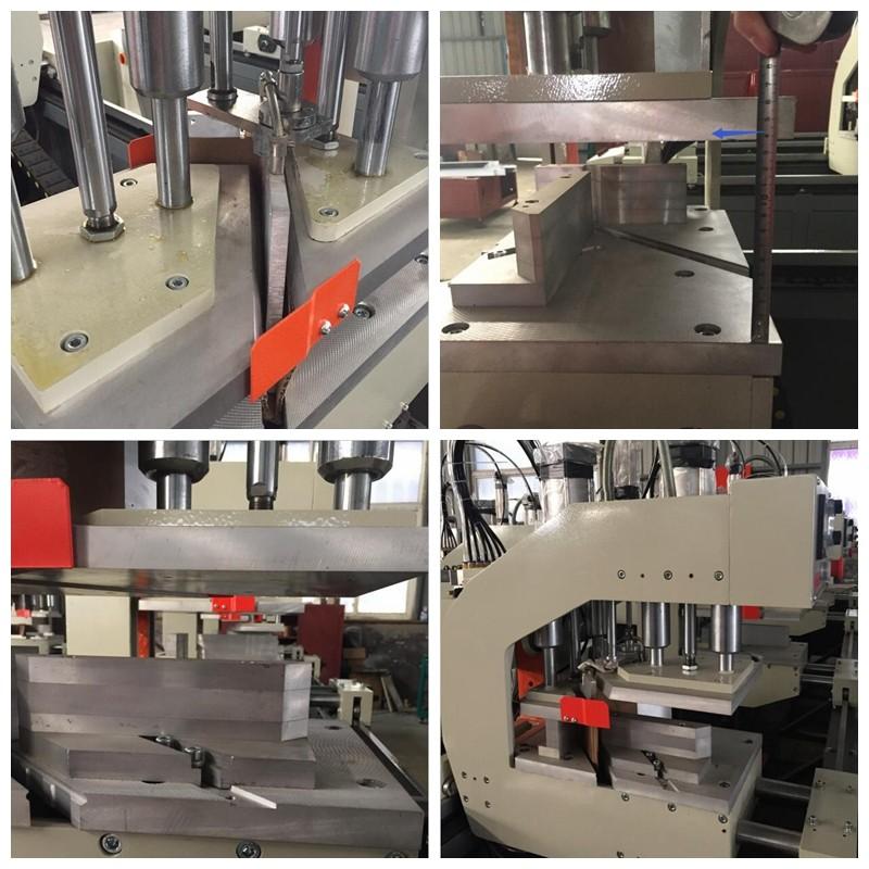 pvc window machine upvc machinery