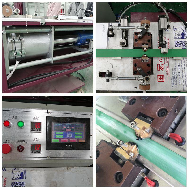 butyl extruder insulating glass machine