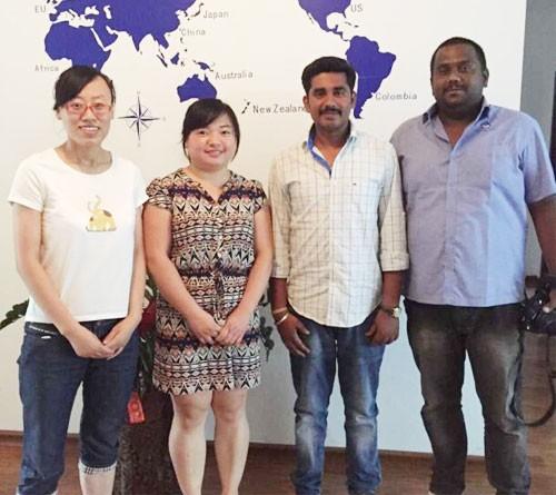 INDIA cooperative customer